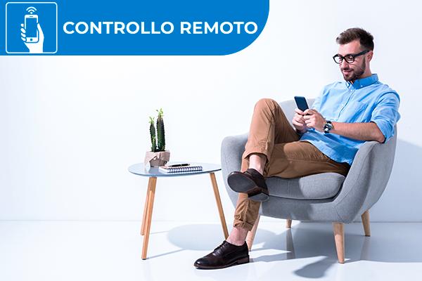 Controllo Remoto: la nuova funzione per la gestione a distanza del telefono Brondi