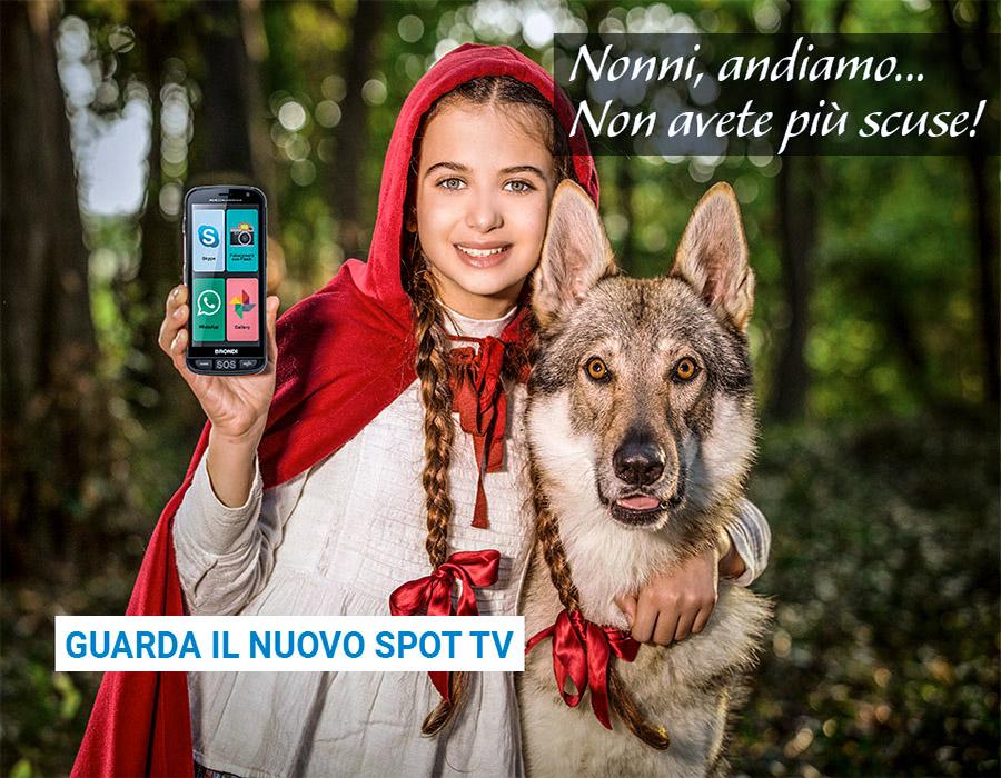Guarda il nuovo Spot TV